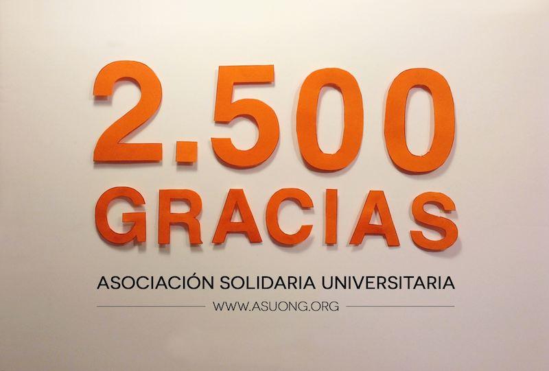 2500gracias